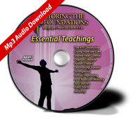 Essential Teachings - Mp3 Download