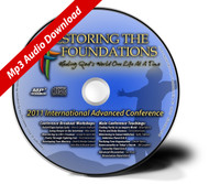 2011 Restoring The Foundations International Advanced Conference Mp3 Download