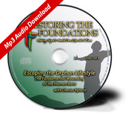 Escaping The Orphan Lifestyle  Mp3 Download