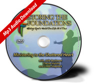 Ministering to the Shattered Heart Mp3 Download