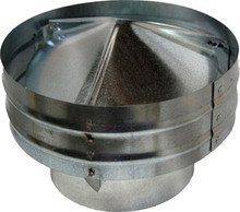 Roof Gravity Ventilator - Globe (12 Inch) (GGV12)
