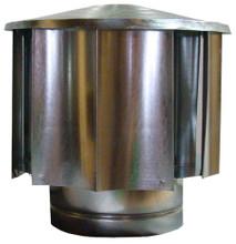 Steel Zipp Air Breidert Style Gary 1092 Cap for horizontal or vertical termination