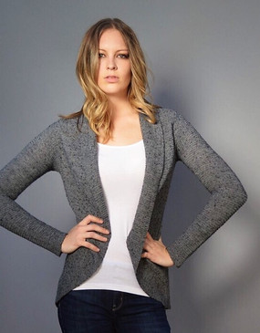 Open Style Long Cardigan--Available in 2 Colors
