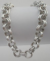Sterling Silver Double Loop Bracelet