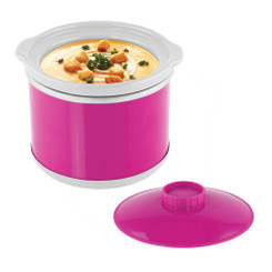 FUCHSIA MINI CROCK POT