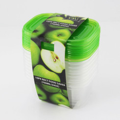 FOOD SAVER SET - RECTANGULAR