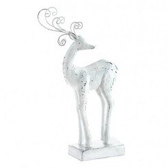 DASHER REINDEER STATUE