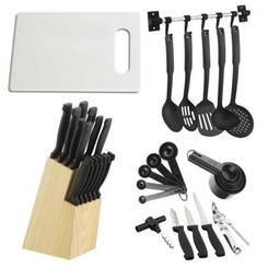 41 PIECE KITCHENWARE SET