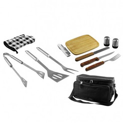 GRILLING PICNIC COOLER CADDY
