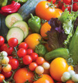 """Veggie and Fruit Plants By The Tray - 18ct / 4"""" pots"""
