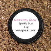 Antique Silver Sparkle Dust - 1.5g