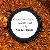 Antique Bronze Sparkle Dust - 1.5g