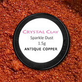Antique Copper Sparkle Dust - 1.5g