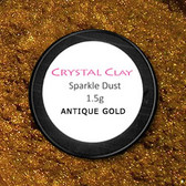 1.5g Antique Gold Sparkle Dust