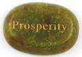 Prosperity Gratitude Stone