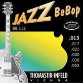 Thomastik-Infeld BB113 Jazz BeBop round wound