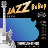 Thomastik-Infeld BB114 Jazz BeBop round wound