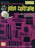 Style of John Coltrane