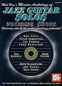 Anthology Jazz Guitar Solos v3