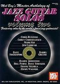 Anthology Jazz Guitar Solos v2