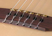 RMC Acoustic Guitar AGT14-7 [tall] Pickup Saddle Set for 7-string Classical Guitar