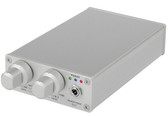 PJB BigHead by Phil Jones Bass headphone amplifier A/D converter front isometric