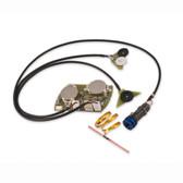 Schertler LYDIA EQ Volume, Bass, Treble controls and contact dynamic mic