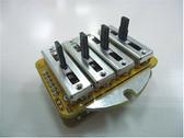 RMC BMT-220M-13 preamp for mandolin [fits Godin A-8 mandolin] side