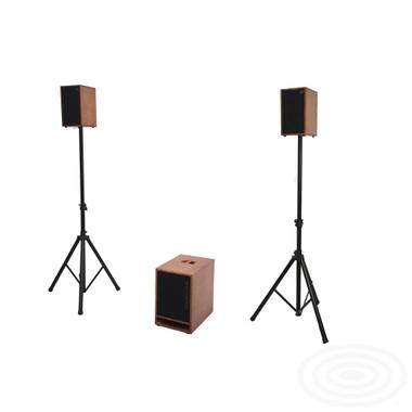 Schertler TIM PA System soundislandmusic.com