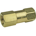"ADAMS 7380 CHECK VALVE 1/4"" FPT 3000PSI"