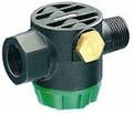 ZMFIL GREEN CAP WATER FILTER 1/2FPT X 1/2MPT
