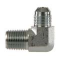 STEEL MALE ELBOW JIC 1/2-20 X 3/8MPT