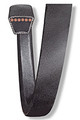 "AP-23 Outside Length 25.3"" - Super Blue Ribbon V-Belt"