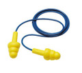 3M E-A-R UltraFit Corded Earplugs (100 Pair)