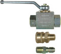 Whirl-A-Way Ball Valve Kit