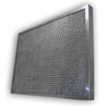 EZ Kleen 24.5 x 39.5 x .88 Exact Size Aluminum Mesh Filter