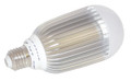 LED Light, Edison-style Base, 2800K - 3500K, For Exhaust Canopy Hoods Bulb With Globe