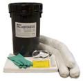 FiberDuck Oil Absorbent 6.5 gal Spill Kit