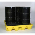 4 Drum Low-Profile Pallet Unit