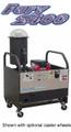 Steel Eagle Fury 2400, 38 HP Kohler Command Pro, Gasoline Powered Vacuum System