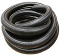 50' Steel Eagle Vacuum Hose w/ cam locks for Fury 2400 CVU