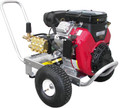 18HP Vanguard E-Start, 5.5GPM @ 3500PSI General Pump Gear Drive Pressure washer