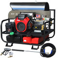 Pressure Pro 6012PRO-35VA 5.5 GPM @ 3500 PSI 18 HP Vanguard AR Pump
