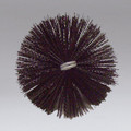 "14"" Round Nylon Duct Brush"