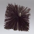 """10"""" x 14"""" Rectangular Nylon Duct Brush"""