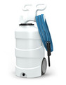 10 GAL PORTABLE SMART FOAM UNIT-NATURAL-SANTO-50FT HOSE