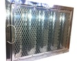 12x20x2 Spark Arrest Kleen Gard Stainless Steel Filter w/bale handles and j-hooks