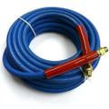 6000 PSI - 3/8'' R2 - 150' (Blue) w/ Quick Connect