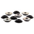 EACH AIR CLEANER GROMMET/WASHER GX SERIES