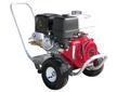 E4040HAI 4.0 GPM @ 4000 PSI GX390 Honda AR Pump/Int UL
